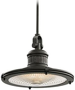 Kichler 1-Light Sayre Pendant Olde Bronze 42438OZ